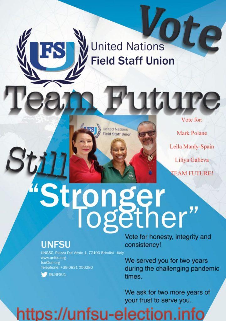 UNFSU-Election